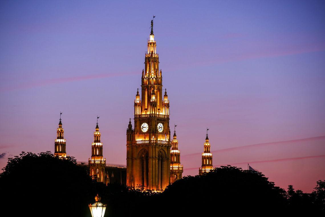 Rathaus, Viedenská radnica