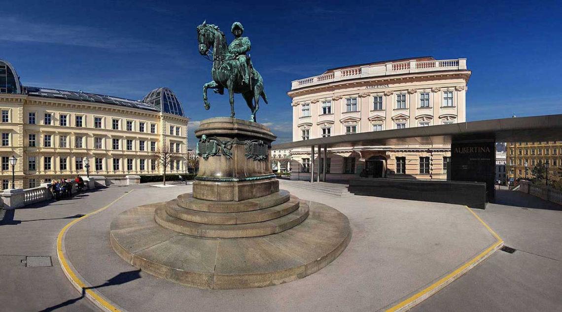 Albertina vo Viedni